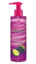 Dermacol Aroma Ritual Liquid Soap Grape&Lime Cosmetic 250ml naisille 00500