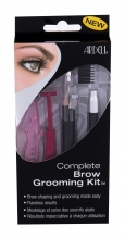 Ardell Brow Grooming Kit Brightening Underbrow Pencil 2,3 g + Razor 1 pc + Scissors 1 pc + Brush 1 pc naisille 55310
