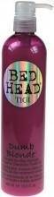 Tigi Bed Head Dumb Blonde Shampoo Cosmetic 400ml naisille 23082