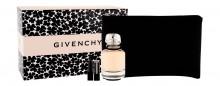 Givenchy L´Interdit Edp 50 ml + Lipstick Rouge Interdit Vinyl 16 Noir 1,3 g naisille 81629