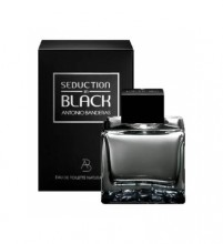 Antonio Banderas Seduction in Black Eau de Toilette 50ml miehille 98594