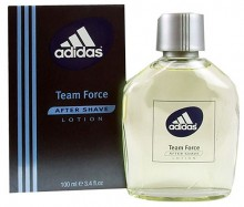 Adidas Team Force Aftershave Water 100ml miehille 30042