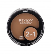 Revlon Colorstay Makeup 12,3g 200 Nude naisille 09207