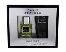 David Beckham Instinct Edt 30ml + 150ml shower gel miehille 27033