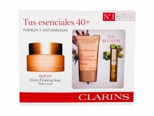 Clarins Extra Firming Daily Facial Cream 50 ml + Night Facial Cream Extra Firming Nuit 15 ml + Lip Gloss 2,8 ml 01 naisille 66863