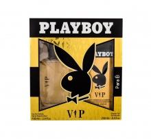 Playboy VIP For Him Edt 100 ml + Shower Gel 250 ml miehille 70813