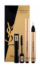 Yves Saint Laurent Touche Éclat Touche Éclat 2,5 ml + Mascara Volume Effet Faux Cils 2 ml Black No.1 naisille 37073
