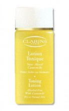 Clarins Toning Lotion Cleansing Water 200ml naisille 51230