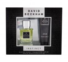 David Beckham Instinct Edt 30 ml + Shower Gel 75 ml miehille 41390