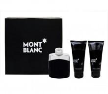 Montblanc Legend Edt 100ml + 100ml After shave balm + 100ml Shower gel miehille 40525