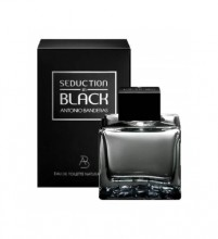 Antonio Banderas Seduction in Black Eau de Toilette 100ml miehille 95951