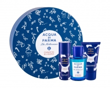 Acqua di Parma Blu Mediterraneo Edt 75 ml + Shower Gel 40 ml + Body Lotion 50 ml unisex 71596