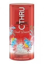 C-THRU Coral Dream Eau de Toilette 50ml naisille 26464
