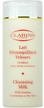 Clarins Cleansing Milk With Gentian Cleansing Milk 200ml naisille 12217