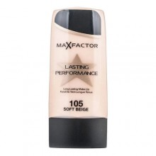 Max Factor Lasting Performance Make-Up Cosmetic 35ml 101 Ivory Beige naisille 83369