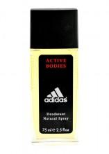Adidas Active Bodies Deodorant 75ml miehille 88855