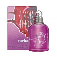 Cacharel Amor Amor In a Flash EDT 100ml naisille 11615