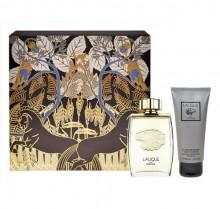 Lalique Pour Homme Edp 125ml + 100ml Shower gel miehille 26872