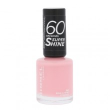 Rimmel London 60 Seconds Nail Polish 8ml 262 Ring A Ring O´Roses naisille 16797