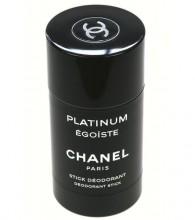Chanel Egoiste Platinum Deostick 75ml miehille 47008