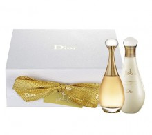 Christian Dior J´adore Edp 50ml + 75ml body lotion naisille 24581