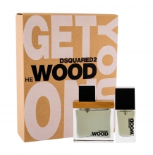 Dsquared2 He Wood Edt 30 ml + Edt 15 ml miehille 01681
