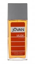 Jovan Musk For Men Deodorant 75ml miehille 33107