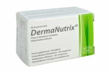 LSI Dermanutrix Acne Prone Skin 30 tabletti