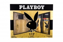 Playboy VIP For Him Edt 100 ml + Shower Gel 250 ml + Deodorant 150 ml miehille 67575