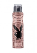 Playboy Play It Sexy For Her Deodorant 150ml naisille 92862
