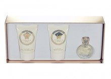 Versace Eros Pour Femme Edp 5ml + 25ml shower gel + 25ml body milk naisille 23574