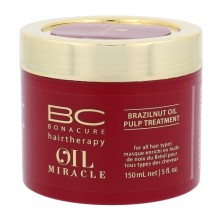 Schwarzkopf BC Bonacure Oil Miracle Brazilnut Oil Treatment Cosmetic 150ml naisille 67126