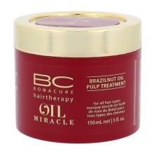 Schwarzkopf BC Bonacure Oil Miracle Brazilnut Oil Treatment Cosmetic 150ml naisille 67126