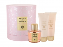 Acqua di Parma Rosa Nobile Edp 100 ml + Shower Gel 75 ml + Body Cream 75 ml naisille 90408