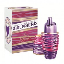Justin Bieber Girlfriend Eau de Parfum 100ml naisille 03959