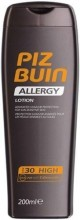 PIZ BUIN Allergy Sun Body Lotion 200ml naisille 38359