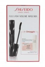 Shiseido Full Lash Full Lash Volume Mascara 8 ml + Eye Mask BENEFIANCE WrinkleResist24 2 ks + Instant Eye And Lip Makeup Remover 30 ml BK901 Black naisille 31816