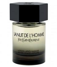 Yves Saint Laurent La Nuit De L Homme Aftershave 100ml miehille 96692