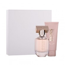 HUGO BOSS Boss The Scent For Her Edp 30 ml + Body Lotion 100 ml naisille 56429
