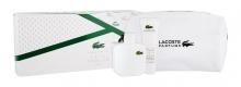 Lacoste Eau De Lacoste L.12.12 Blanc Edt 100 ml + Shower Gel 50 ml + Cosmetic Bag miehille 32118