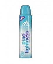 Adidas Pure Lightness Deodorant 75ml naisille 60016