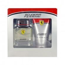 Ferrari Scuderia Edt 75ml + 150ml shower gel miehille 11097