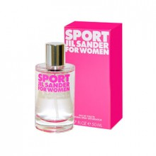 Jil Sander Sport For Women Eau de Toilette 100ml naisille 55016