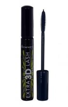 Rimmel London Extra 3D Lash Mascara 8ml 003 Extreme Black naisille 23904