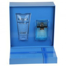 Versace Man Eau Fraiche Edt 30ml + 50ml Shower gel miehille 95240
