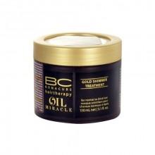 Schwarzkopf BC Bonacure Oil Miracle Hair Mask 150ml naisille 91537