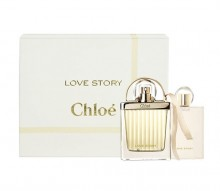 Chloe Love Story Edp 50ml + 100ml body milk naisille 31134
