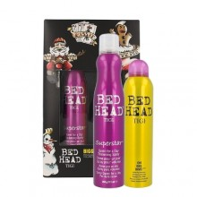 Tigi Bed Head Bigged Up Kit 311ml Bed Head Superstar Queen For A Day Spray + 238ml Bed Head Oh Bee Hive naisille 48141
