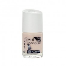Rimmel London Brit Manicure Nail Polish 12ml 433 Ivory Tower naisille 50558