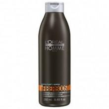 L´Oreal Paris Homme Fiberboost Shampoo Cosmetic 250ml miehille 55337